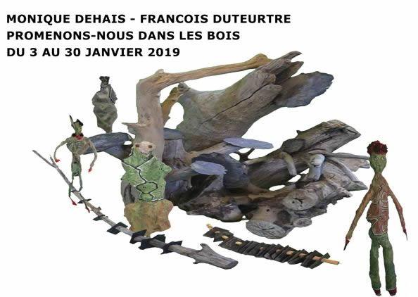 Monique Dehais – François Duteurtre